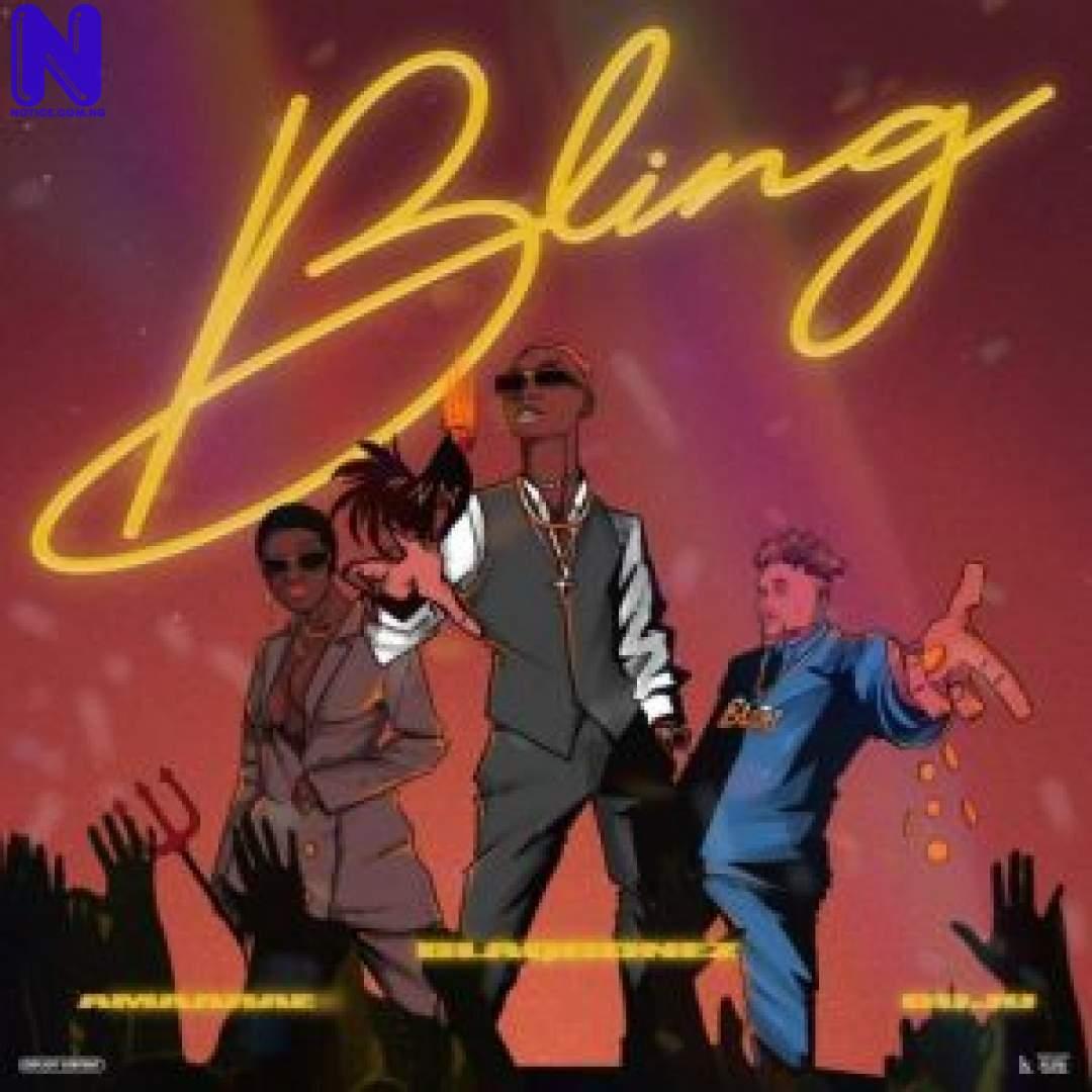 Download Music Mp3: Blaqbonez Ft Amaarae And Buju – Bling BLAQBONEZ-300X300