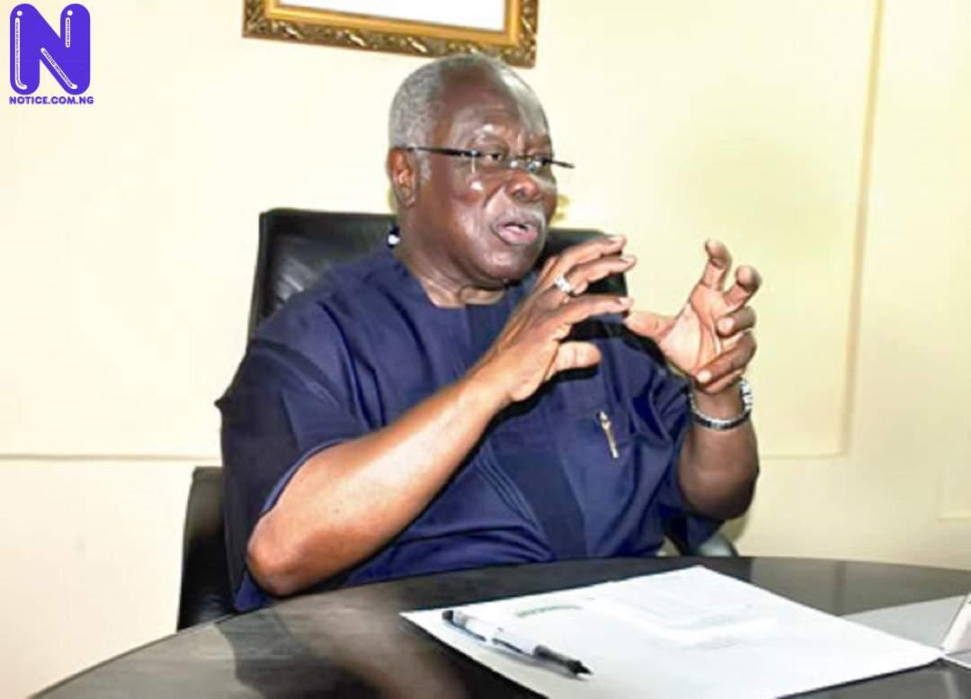 Buhari's silence suspicious, dangerous – Bode George - Igangan massacre BODE-GEORGE-NEW5