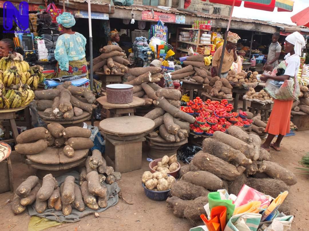 Food crisis looms in Nigeria – El-Rufai - Insecurity BODIJA-MARKET