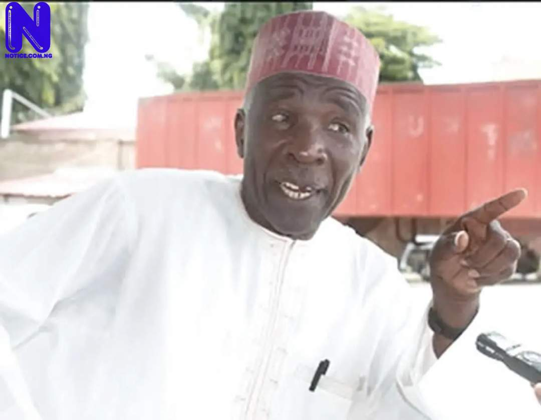 Those in Presidency attacking Mbaka are ingrates, never campaigned – Buba Galadima - Buhari BUBA-GALADIMA-1