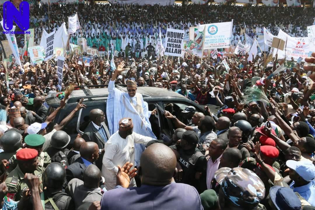 Buhari laments over death of Ahmad Rufai Ibrahim BUHARI-1