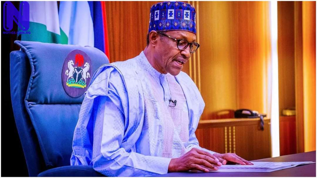 Buhari moves to check influx of small arms, light weapons writes to Senate BUHARI-2161850