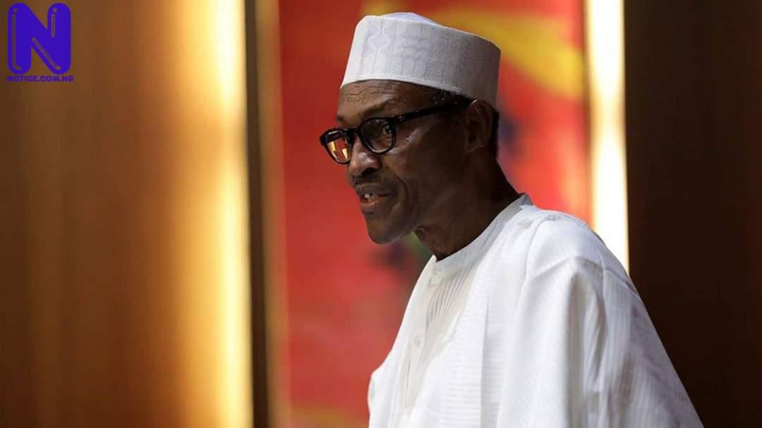 He avoided publicity, controversy - Buhari reacts to death of Shekarau Angyu BUHARI-AT-THE-VILLA36094