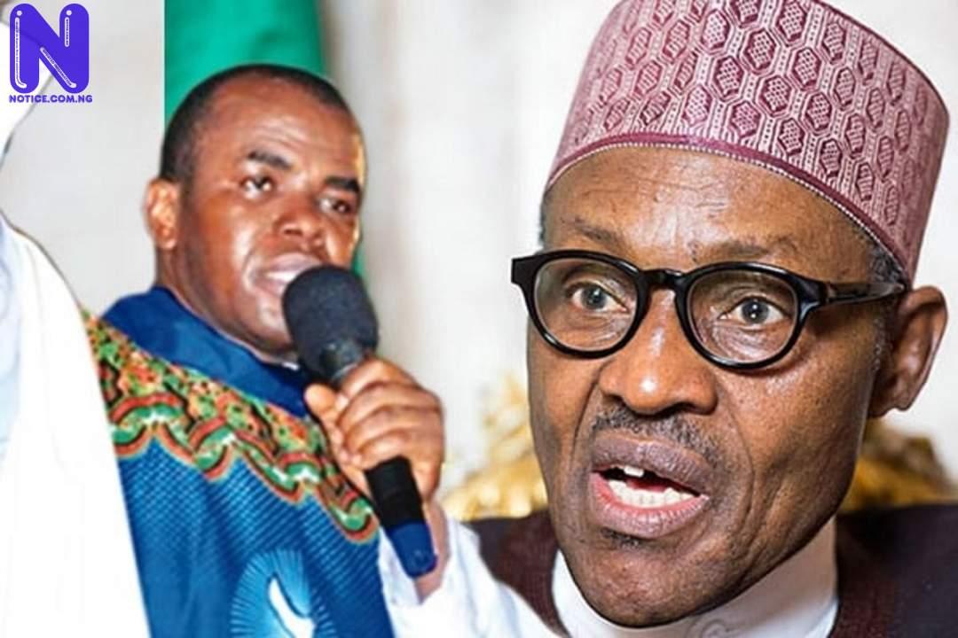 Nigerian People react as Mbaka calls for Buhari's impeachment BUHARI-MBAKA