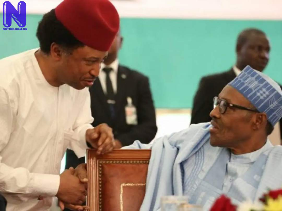 US AFRICOM will recolonise, turn Africa into Syria, Korea – Shehu Sani warns Buhari - Insecurity BUHARI-SHEHU-SANI