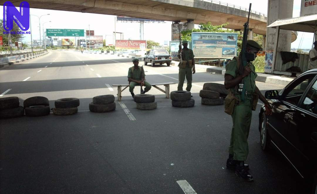 Enugu police confirms deadly attack on checkpoint, many officers killed CHECKPOINT149751