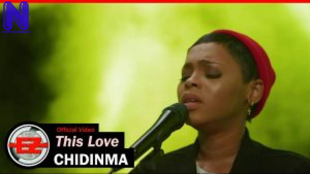Download Gospel Music: Chidinma - This Love CHIDINMA-THIS-LOVE-300X169