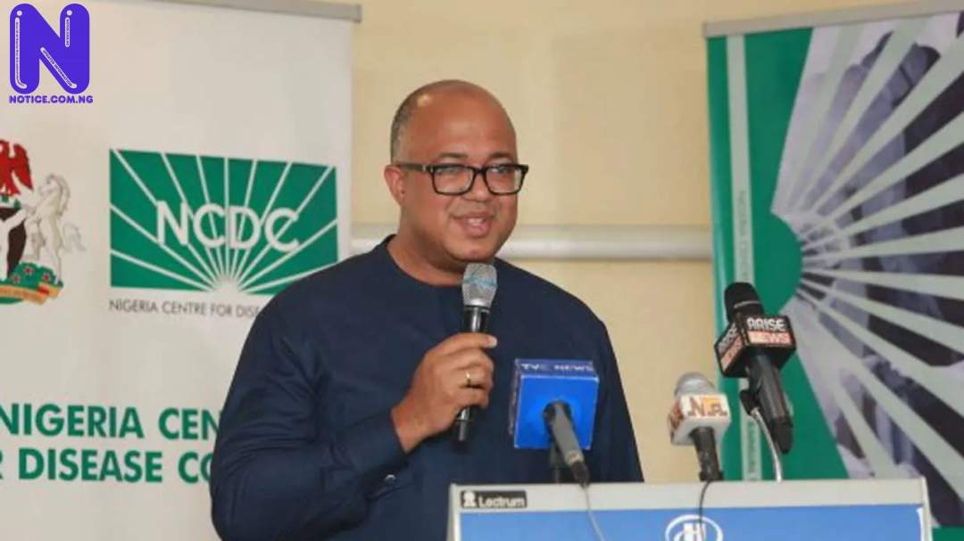 We take responsibility, our systems failed – NCDC, Chikwe Ihekweazu - COVID-19 test CHIKWE-IHEKWEAZU-1