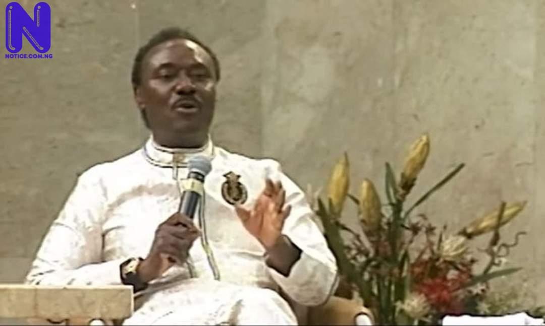 'The wizard called Emmanuel has been consumed' – Rev Chris Okotie CHRIS-OKOTIE