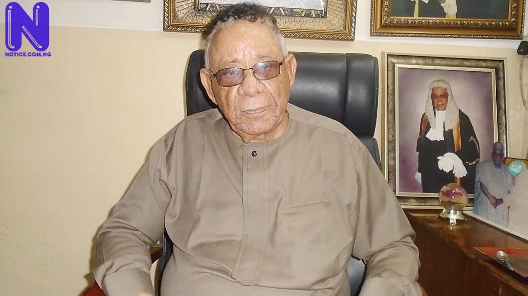 I swear by my father's grave, Nigeria will collapse in six months time – Clarke - Insecurity CLARKE-1