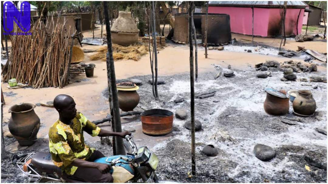 4 killed, farms destroyed, over 200 houses razed – Irigwe community cries out CLASH201589