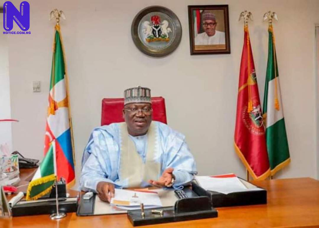 Every good Government must improve people's welfare, security – Senate President, Lawan CLNWJLKH