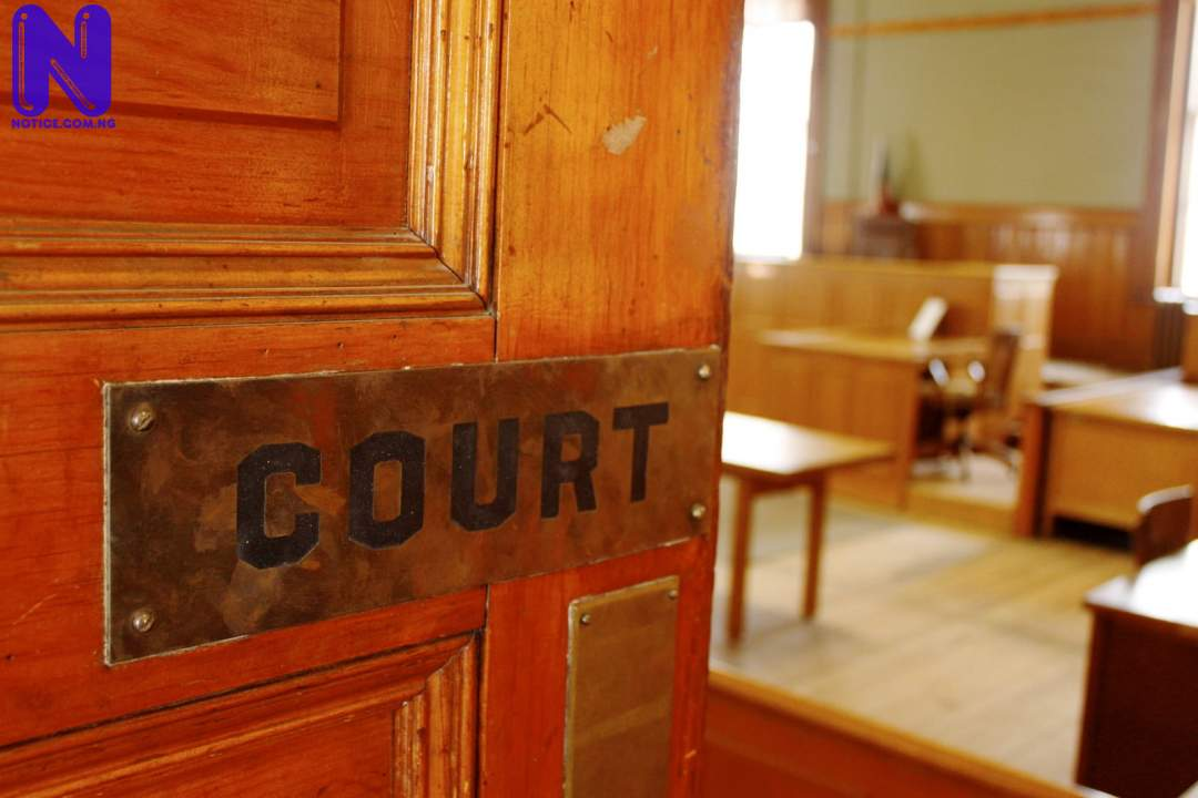 19-year-old man arraigned over alleged possession of dangerous weapon, stealing motorcycle COURT-DOOR218547