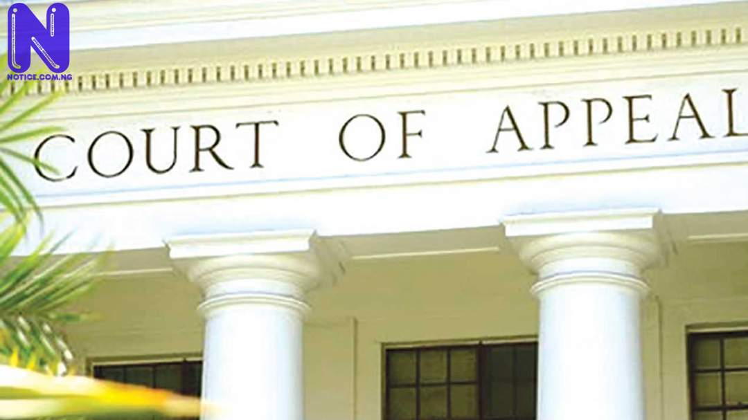 Appeal Court voids conviction of companies linked to Goodluck Jonathan's associates COURT-OF-APPEAL-1