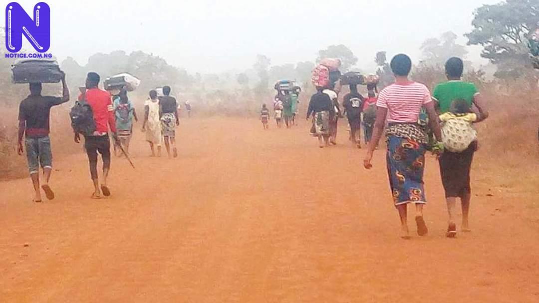 Stop the orgy of violence in Benue - Friday Adakole Elijah CRISIS