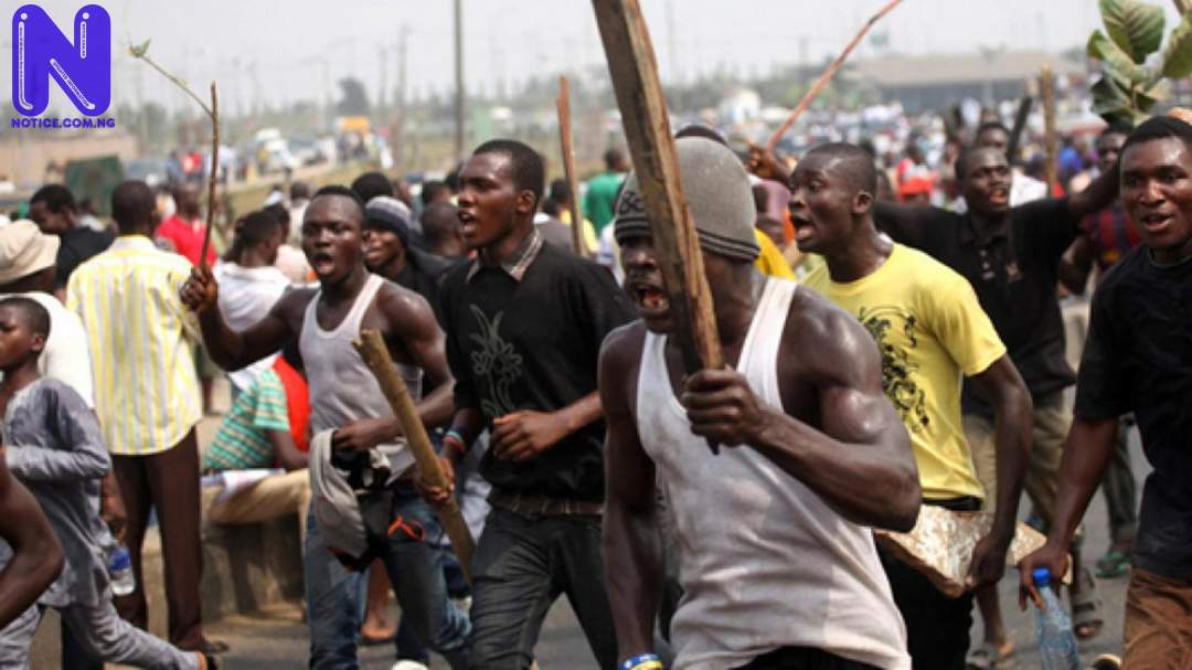 Hoodlums attack journalists in Rivers CULT-1