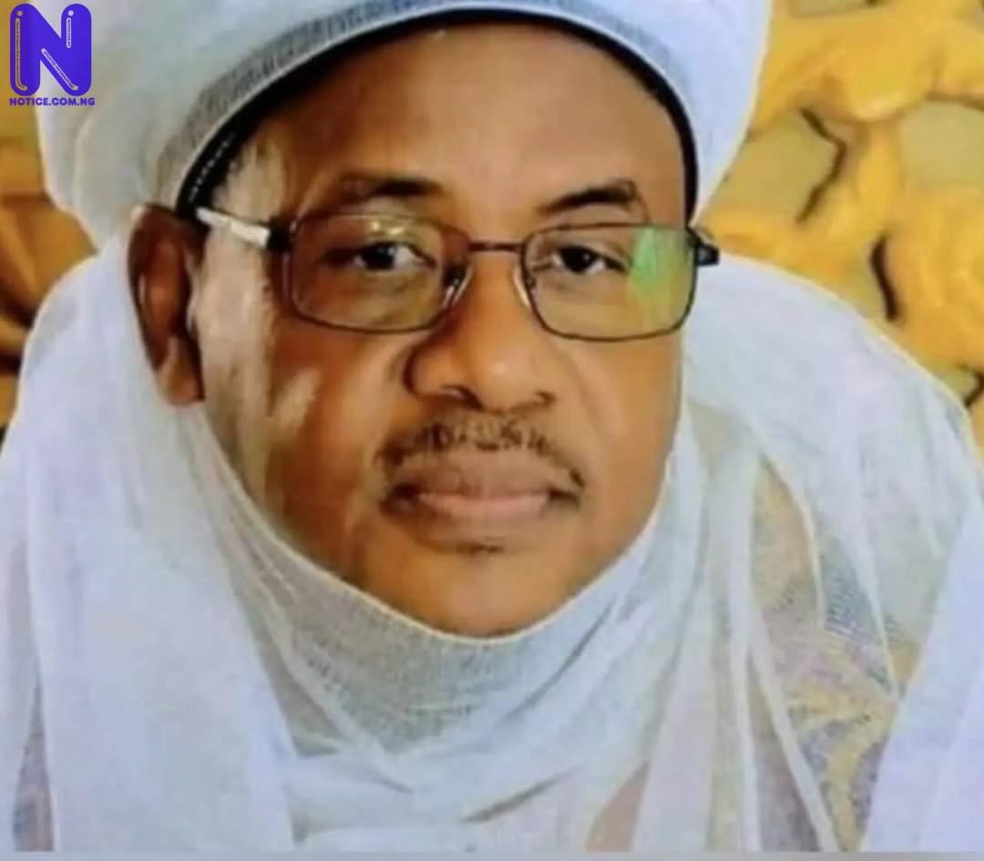 Emir of Bungudu still in bandits' den despite paying N20m ransom one month ago CVUG8W1P84196