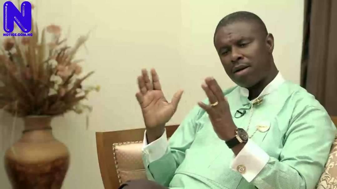 What Peterside said about Amaechi's screening at Senate DAKUKU1