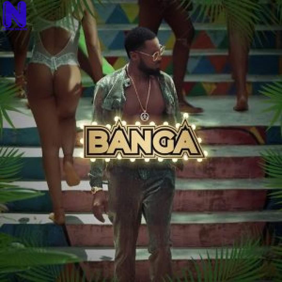 Download Music Mp3: D'Banj - Banga DBANJ BANGA 9JAFLAVER