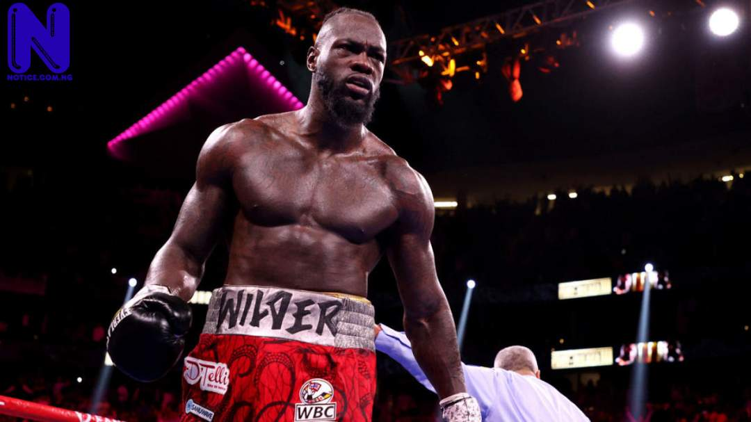 Deontay Wilder given six-month suspension after defeat to Tyson Fury DEONTAY-WILDER-1102532