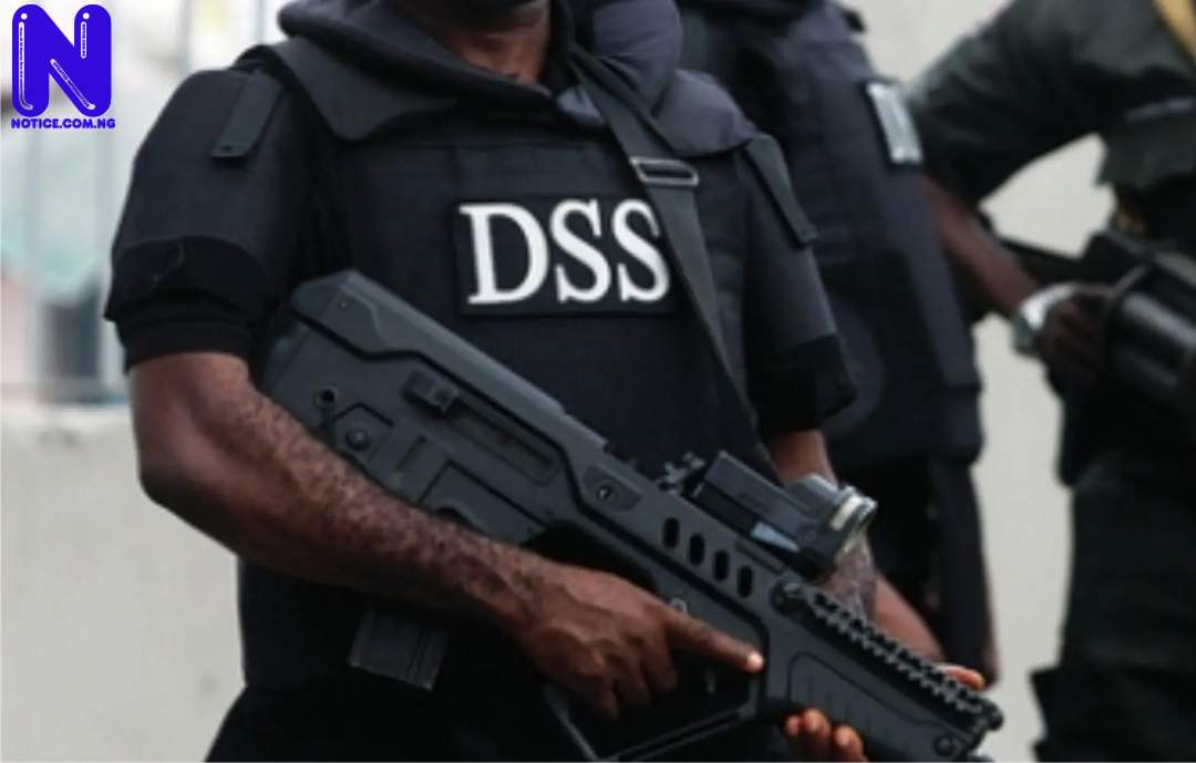 DSS targets 'elements' threatening Nigeria's peace DSS1