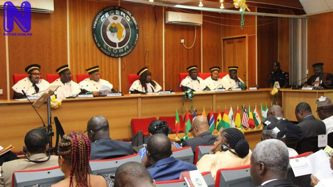 ECOWAS Court to rule in suit against Nigeria - Agba Jalingo's detention ECOWAS-COURT