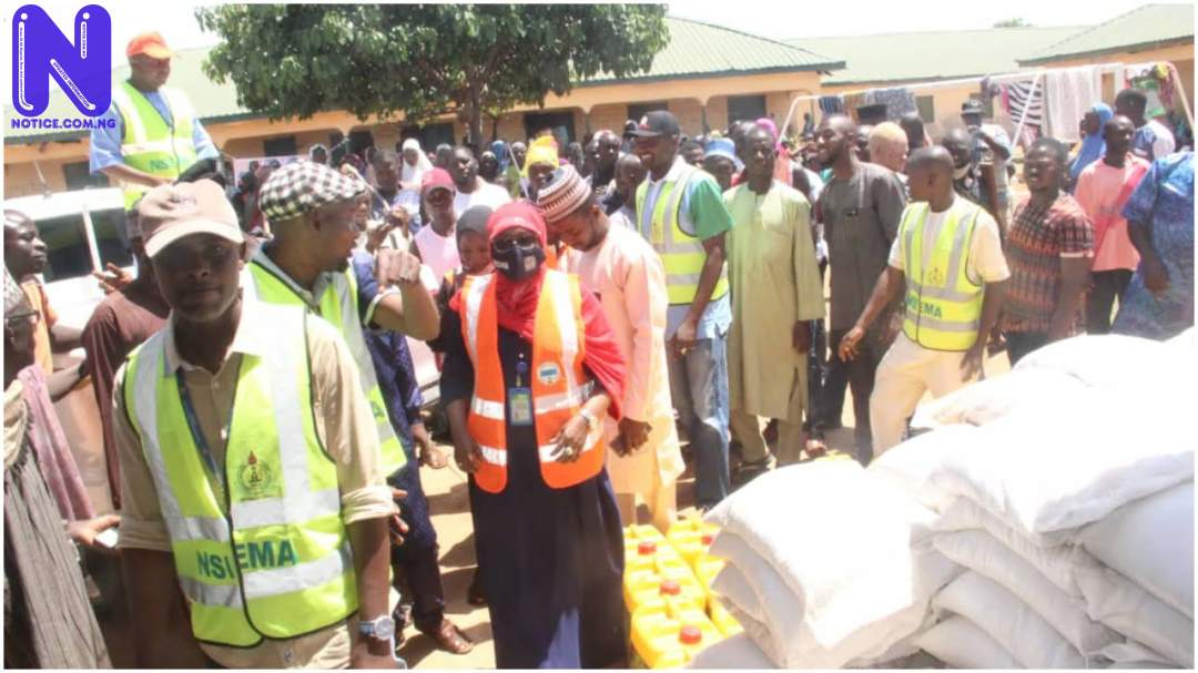 NEMA intervenes as many Niger residents become displaced - Banditry ECTNHWGH