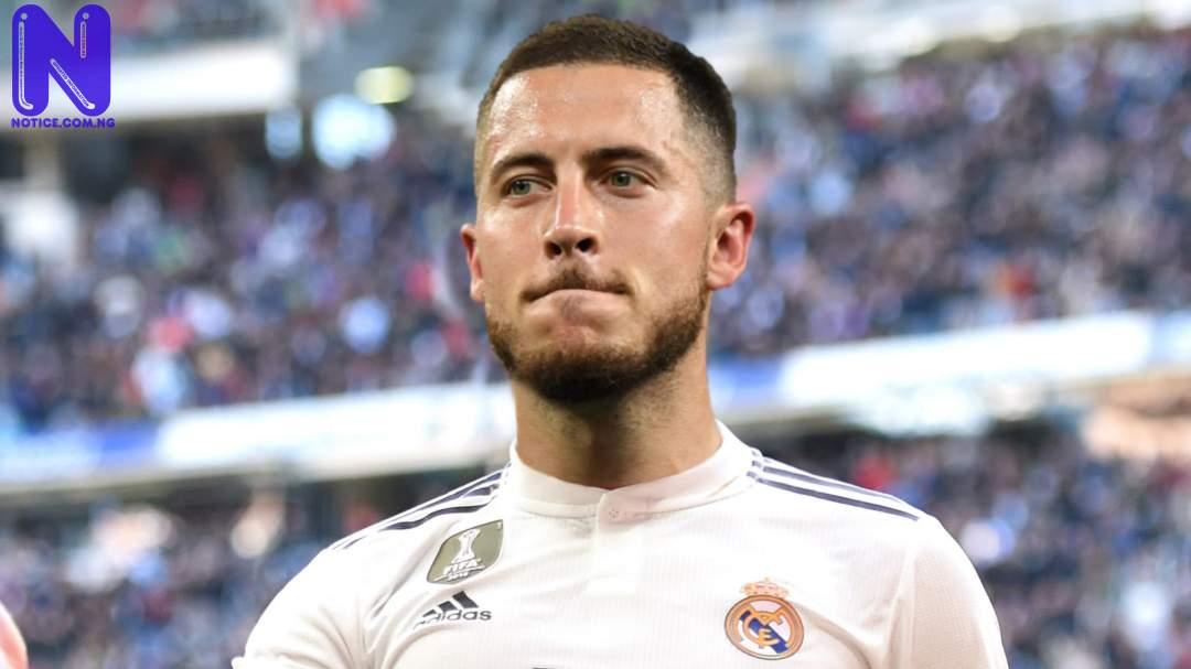 Abramovich takes decision on bringing Eden Hazard back to Chelsea - EPL EDEN-HAZARD197280