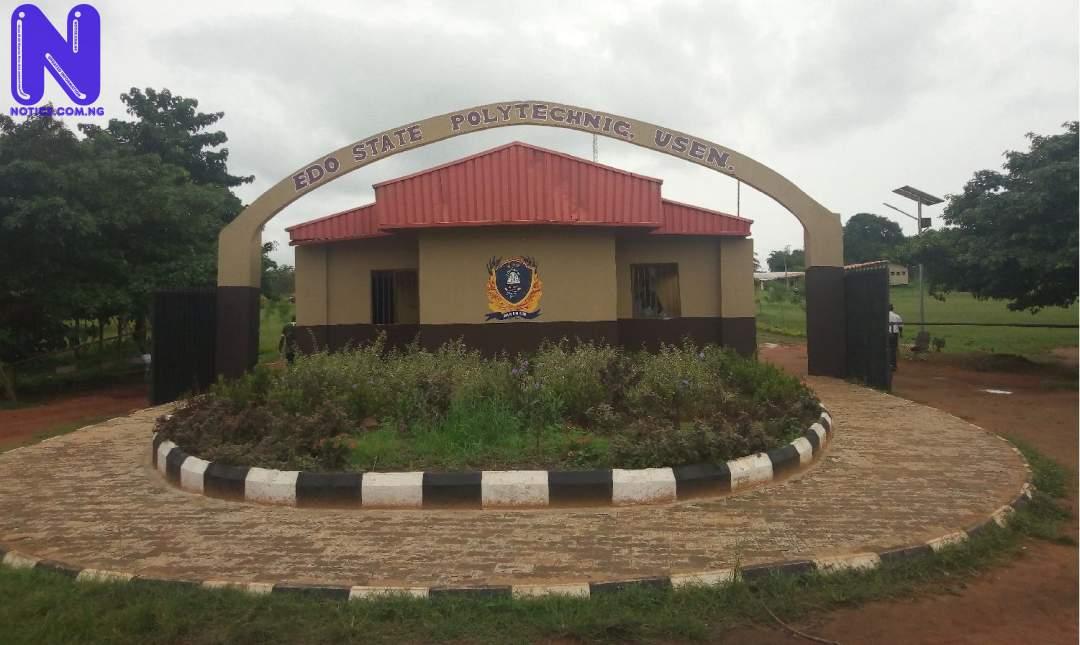 Edo Poly introduces innovation to benefit host community EDO-STATE-POLY-USEN
