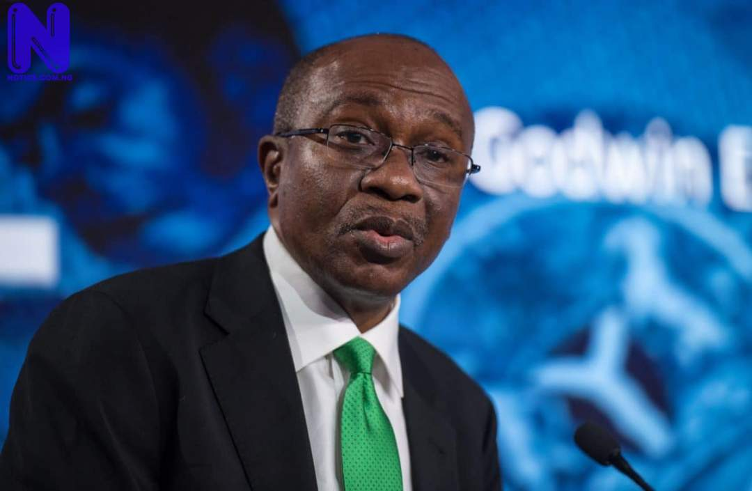 Group asks Buhari to sack Emefiele as CBN Governor over dwindling economy EF7A2FCB-91EA-4D83-BFDF-AB32F356D16C49571