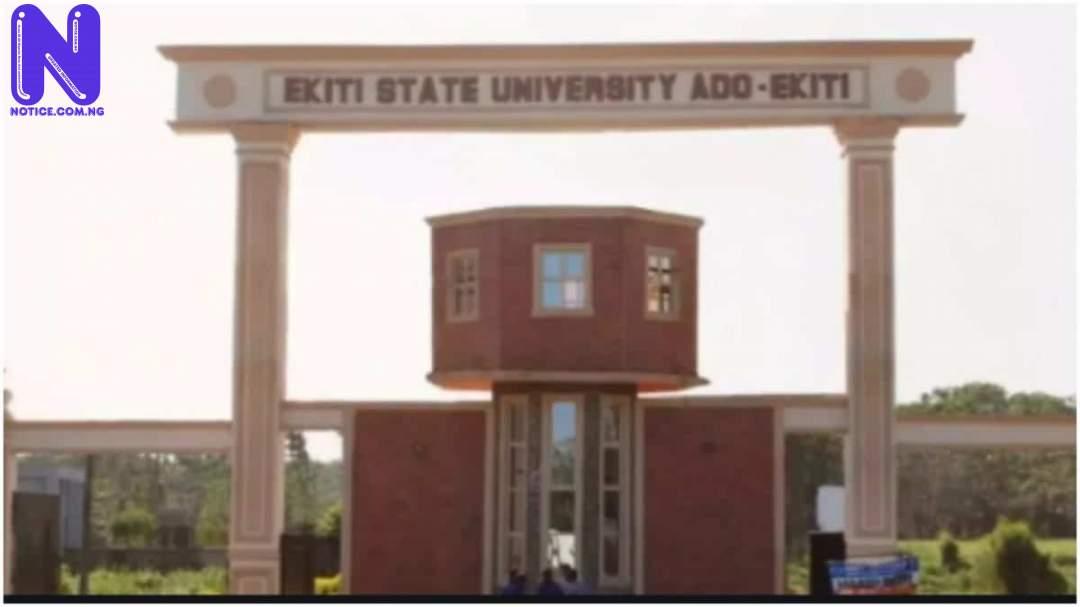 EKSU warns ASUU against disrespecting, maligning varsity's Governing Council EKITI-124764