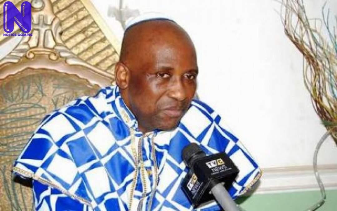 Ayodele discloses vision about 'coup against Buhari' ELIJAH-AYODELE