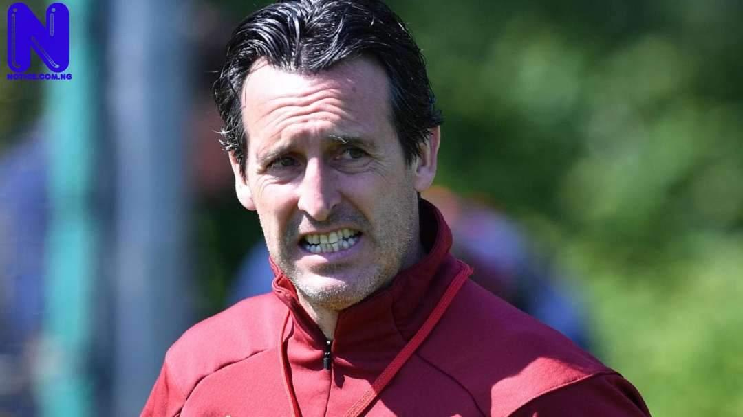 Unai Emery fumes over Pepe penalty, warns Arsenal ahead of second leg - Europa League EMERY-1