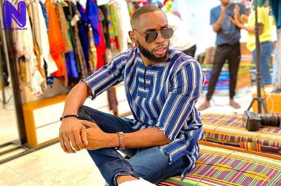 Emmanuel reveals housemate he would've brought back to reality show - BBNaija EMMANUEL-BBN-294271