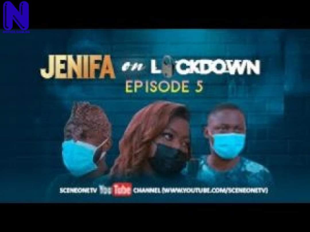 Download Nollywood Movie: Jenifa On Lockdown (Season 1, Episode 5) ENIFA-ON-LOCKDOWN-EPISODE-5-ALL-FOR-LOVE-300X225