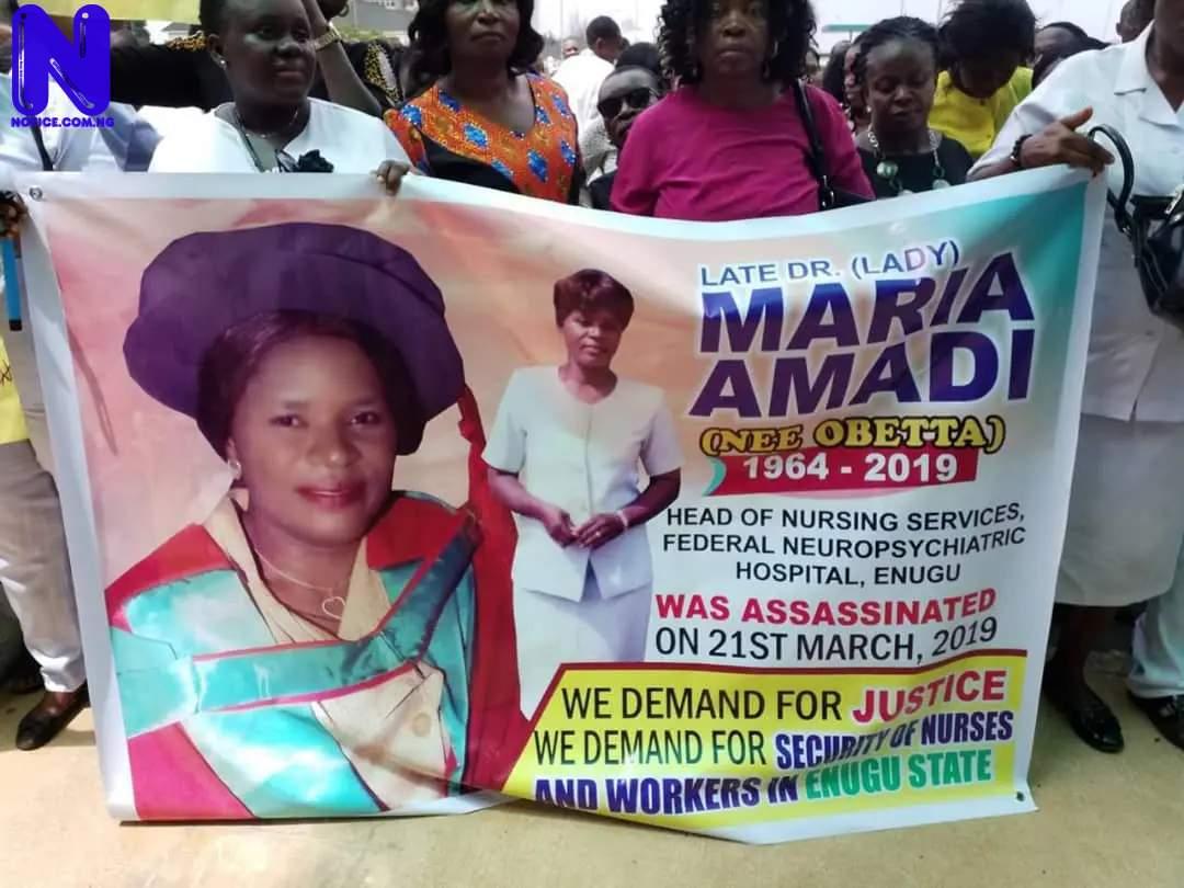 Murder of Enugu Nurse: Court acquits, discharges suspects ENUGU-NURSE-MURDER
