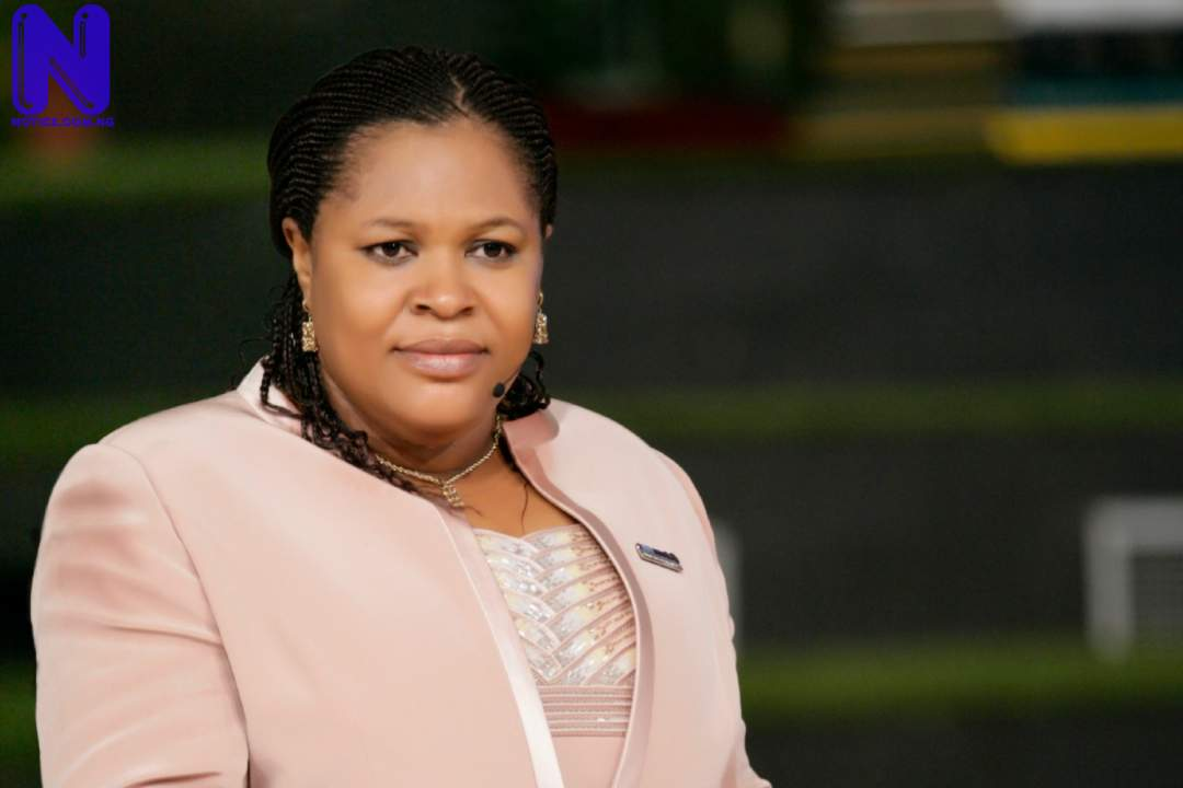 Synagogue in crisis as members reject TB Joshua's wife, Evelyn as successor - SCOAN EVELYN189705