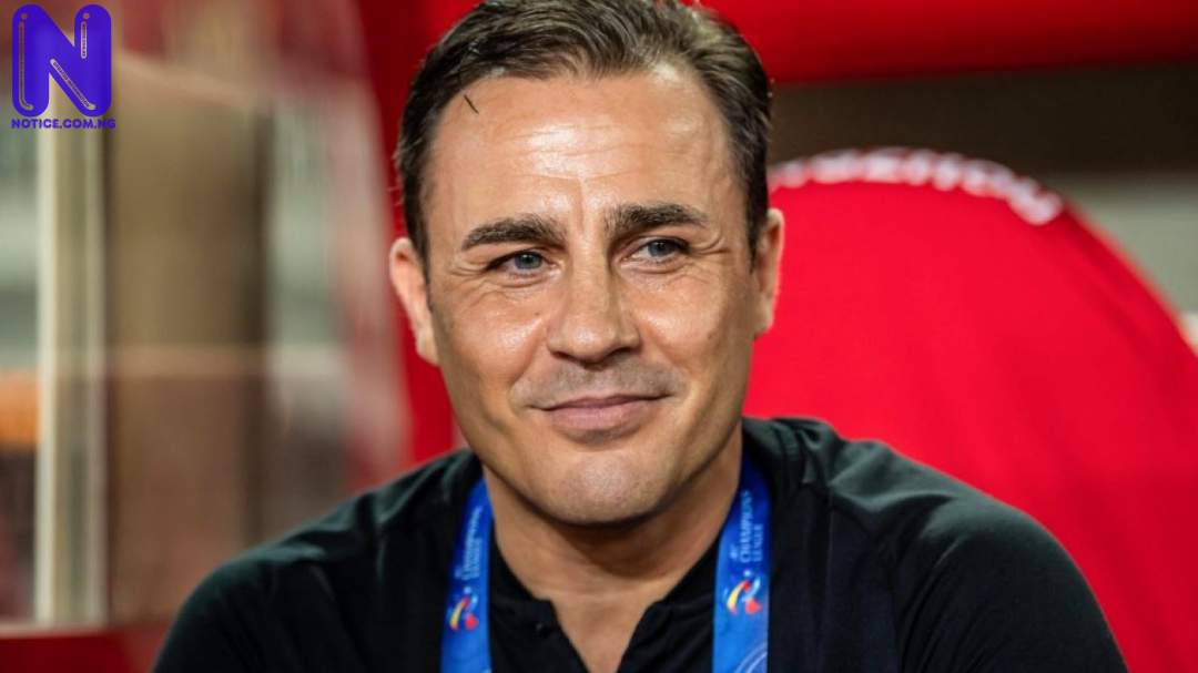 Cannavaro predicts club to win title, hails Osimhen - Serie A FABIO-CANNAVARO79458