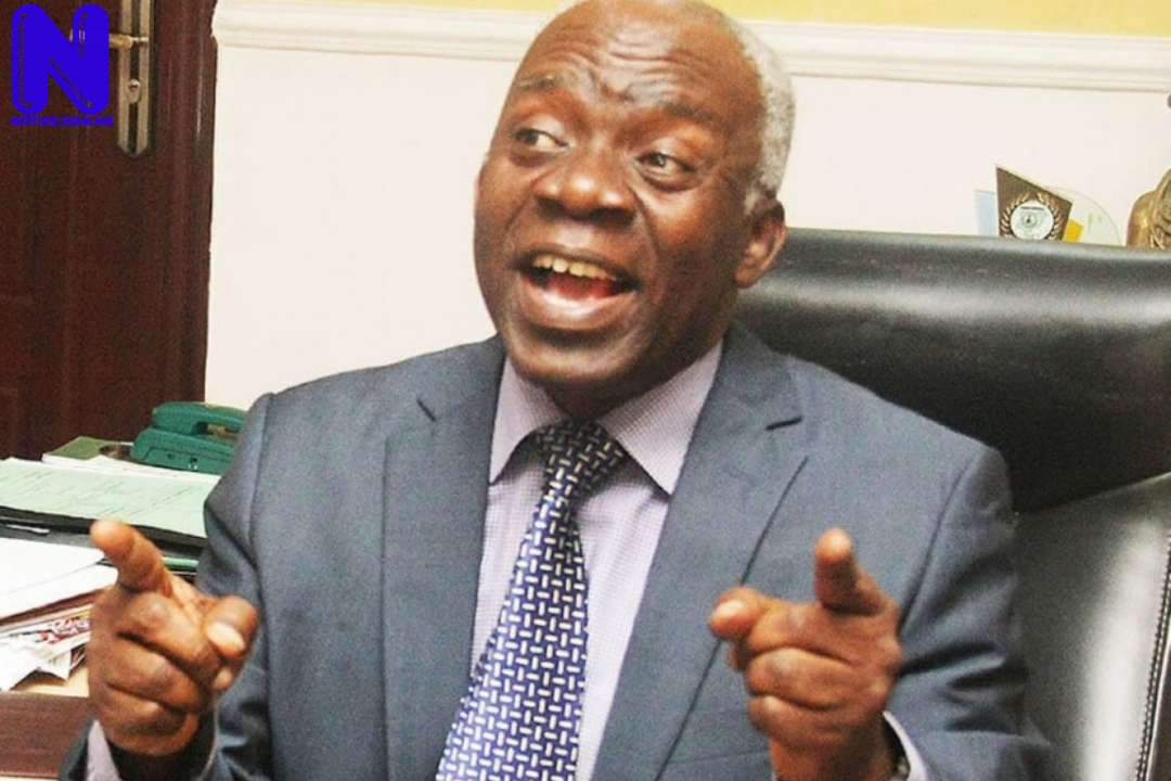 Whoever gave Buhari wrong information must be questioned – Falana - Open grazing FALANA