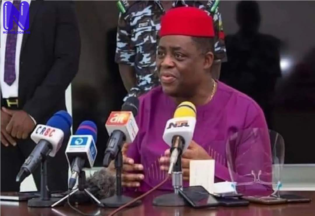Ignore Fani-Kayode's mischievous claims on Gov Ugwuanyi – Onoh - Defection FANI-KAYODE100928