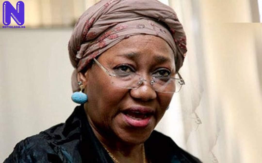 National Honours nominees should be tested for drugs – Farida Waziri FARIDA-WAZIRI76501