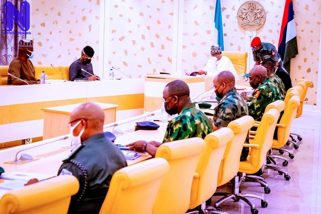 Buhari approves new security measures targeted at South-South, South-East FB IMG 1620726996048