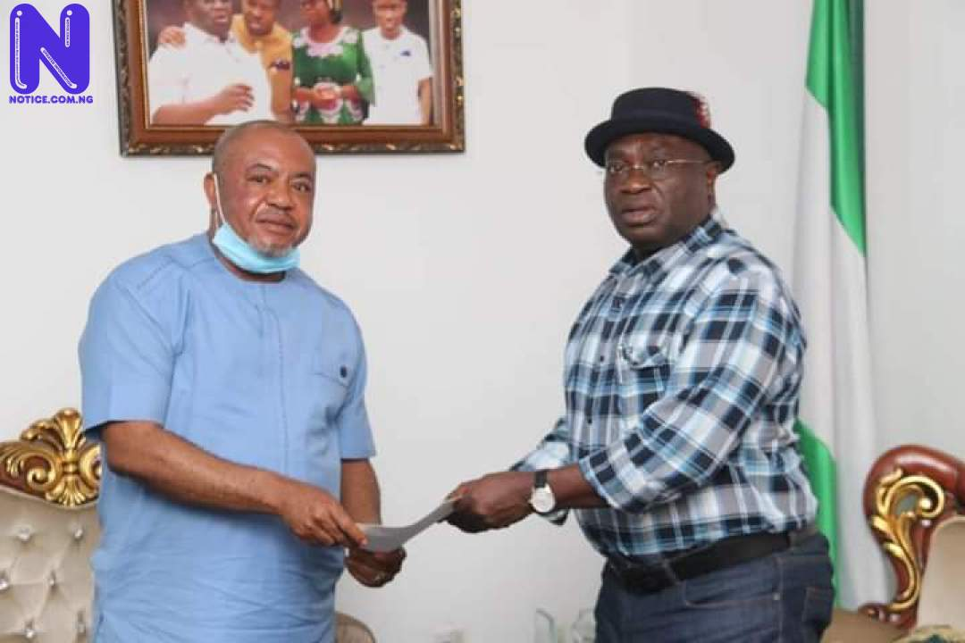 Ikpeazu pledges commitment to supporting sustenance of operations of NNPC Depot FB IMG 1623345789386