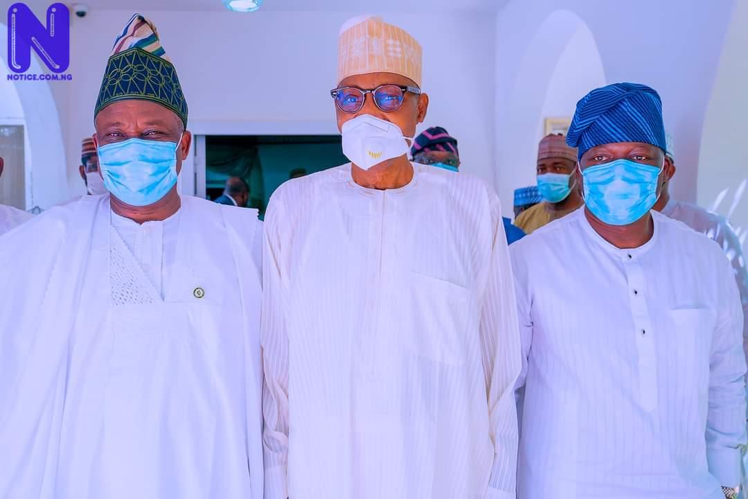 Amosun, Tinubu, others visit Buhari FB IMG 162689011410351369