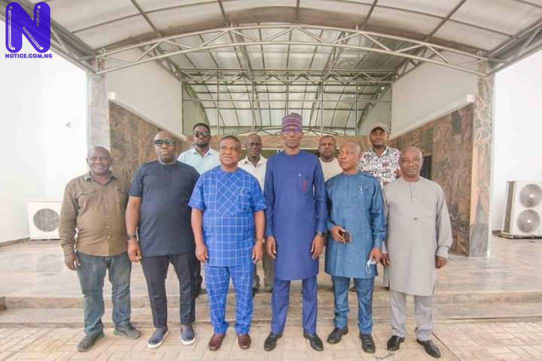 Benue Government takes delivery of remodeled governor's office in Makurdi (PHOTOS) FB IMG 163170293899644142