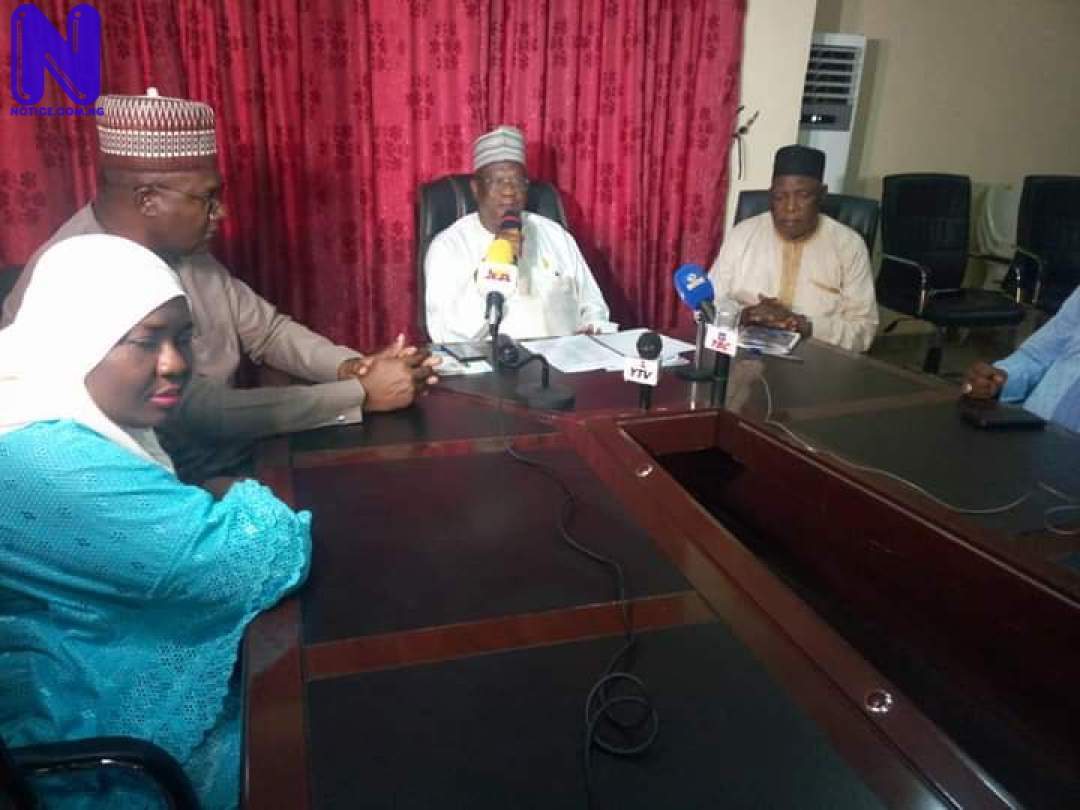 APC appeal committee recorded zero petitions, complaints in Yobe – Chairman - LG Congress FB IMG 163191354461337756