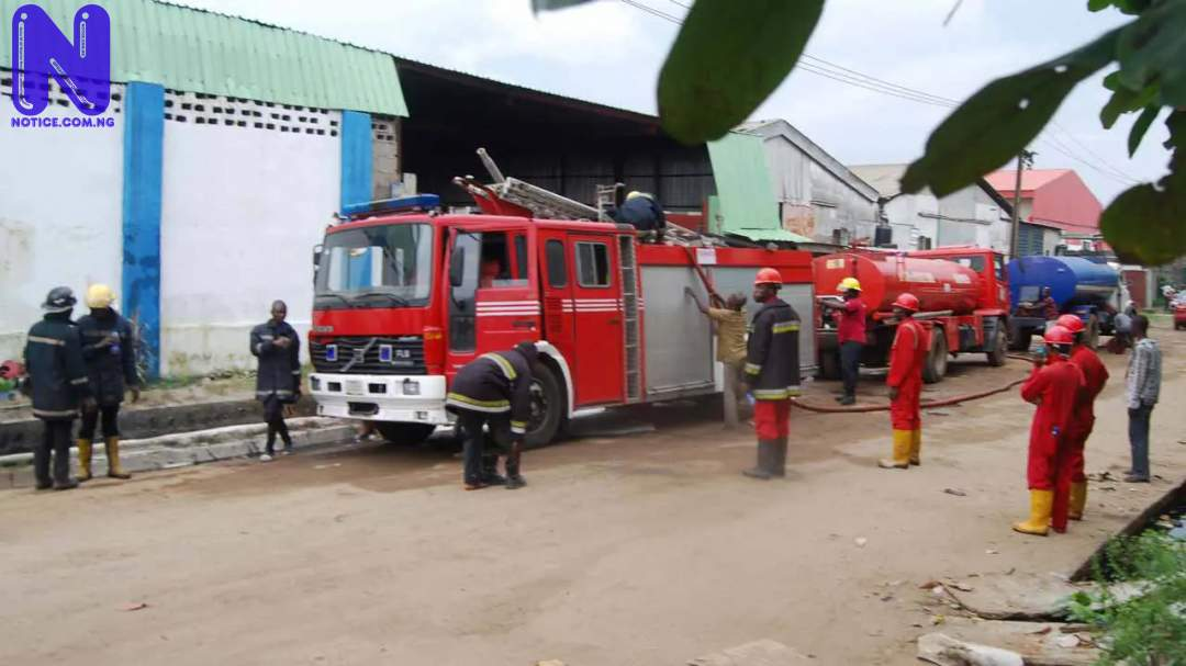Stop attacking firefighters – Fire Service boss warns Nigerian People FEDERAL-FIRE-SERVICE