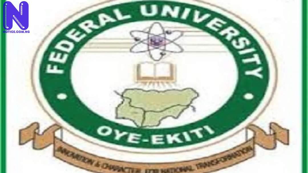 FUOYE Governing Council sacks Odusanya as Registrar FEDERAL-UNIVERSITY-OYE-EKITI-FUOYE-1280X720