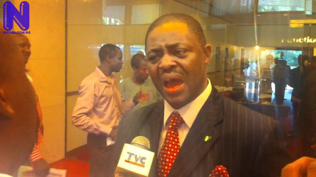 Sunday Igboho's wife committed no crime to be detained – Fani-Kayode tells Benin, Nigerian govts FEMI-FANI-KAYODE