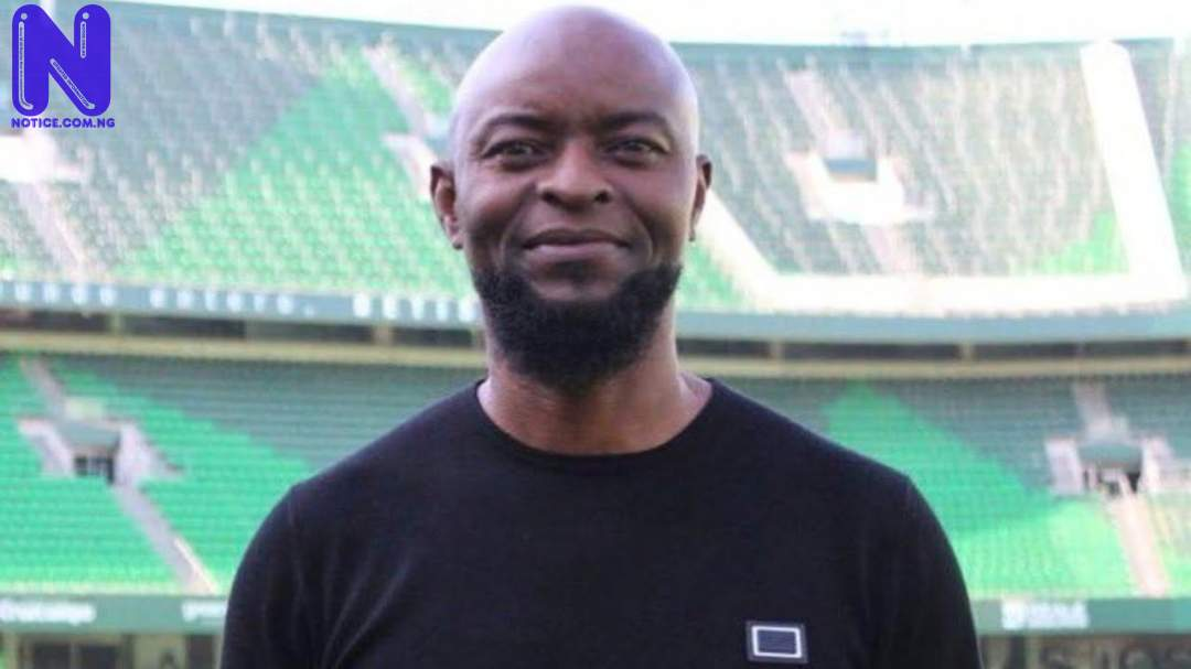 NPFL: Finidi George appointed new Enyimba manager FINIDI-GEORGE62346